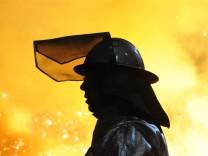Vorschau: Start der Tarifverhandlungen fuer die Beschaeftigten der Eisen- und Stahlindustrie