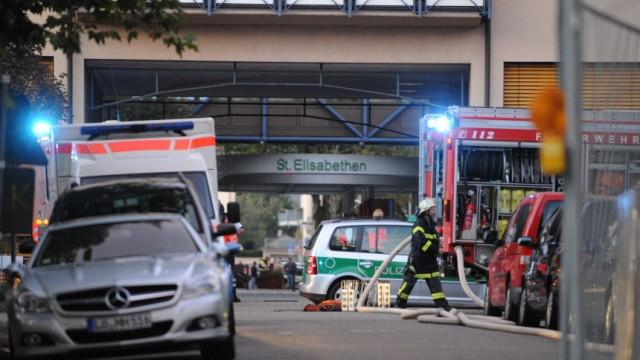Vier Tote bei Explosion und Amoklauf