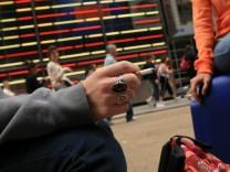 USA New York Rauchverbot, AFP