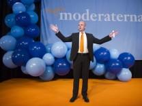 Reinfeldt regiert Schweden nach Wahlsieg weiter