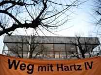 'Hartz IV'-Saetze sind verfassungswidrig