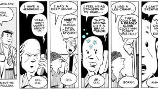 Comics In Der Medizin Das Andere Bild Vom Tumor Gesundheit