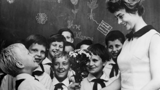 Kinder / Schüler / Lehrer / Namen / DDR / 1970