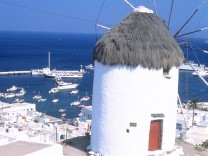Europa Griechenland Mykonos