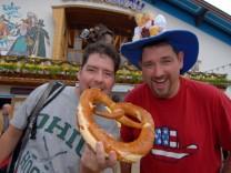 Amerikaner auf dem Münchner Oktoberfest, 2006
