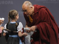 GERMANY-TIBET-DALAI-LAMA-AWARD