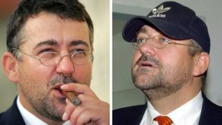 Rainer Speer - mit Zigarre und Basecap