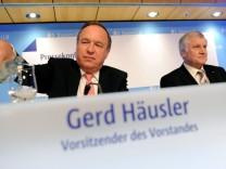 Neuer Vorstandsvorsitzender der BayernLB tritt sein Amt an
