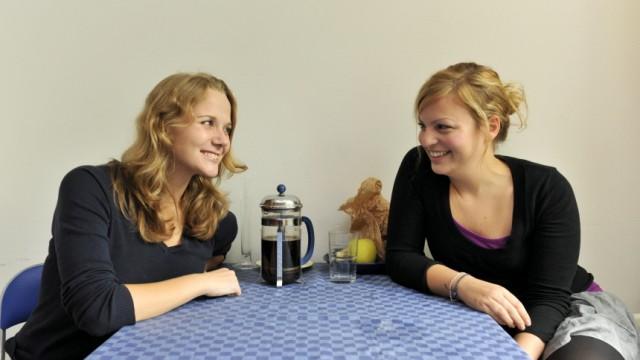 Hanna Sammüller und Katharina Schulze, 2010