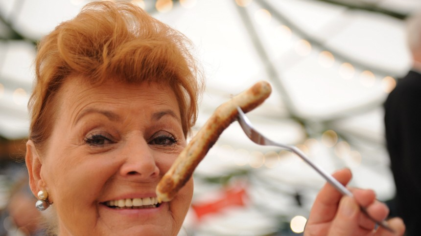 Oktoberfest-Wurstprüfungskommission