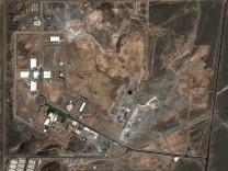 Iranische Atomanlage Natans