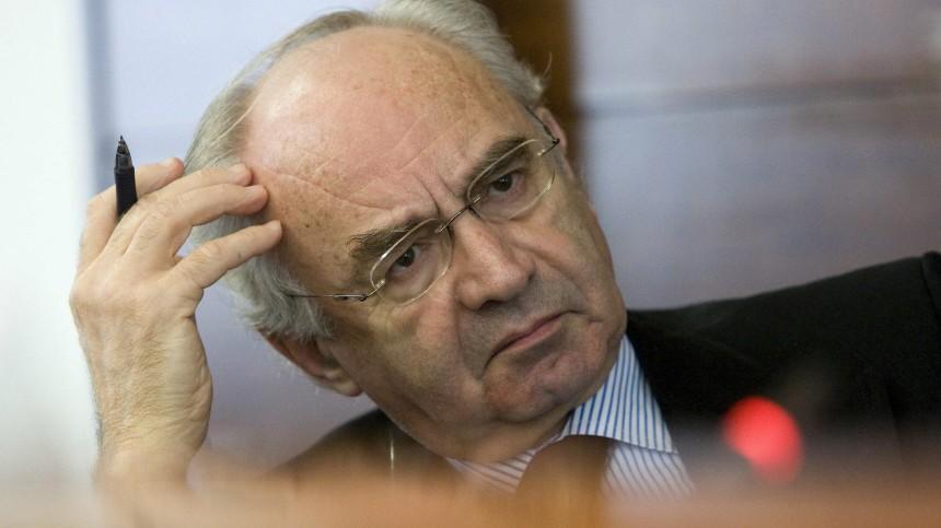 Ettore Gotti Tedeschi sollte bei der Vatikanbank aufräumen - nun ist er selbst in einen Skandal verwickelt.