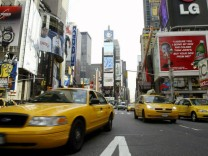 Yellow Cabs: Taxis in New York