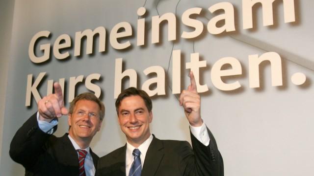 Niedersächsischer CDU-Landesparteitag