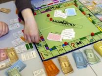 Gesellschaftsspiel 'Monopoly'