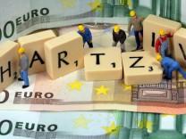 Regierung wegen Hartz-IV-Plänen in der Kritik