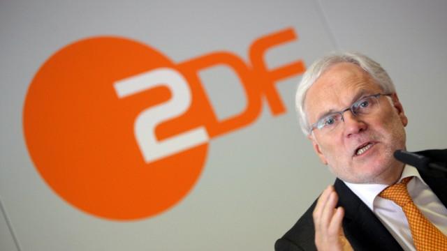 ZDF-Fernsehrat in Mainz - Pressekonferenz