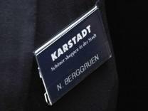 Berggruen uebernimmt Karstadt