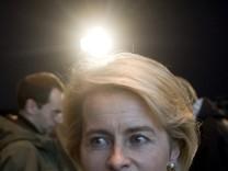 Ursula von der Leyen zu Hartz IV