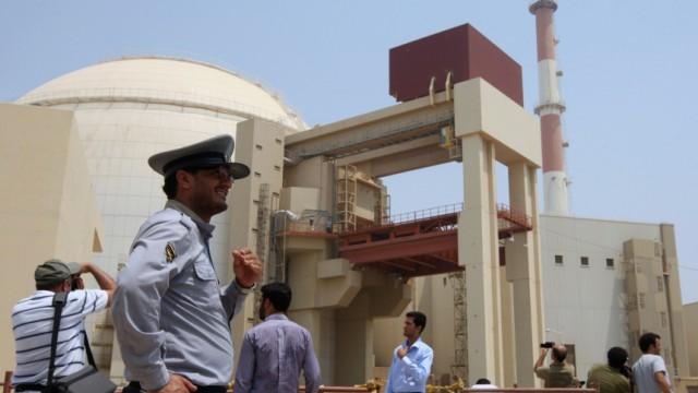 Stuxnet-Ziel iranische Atomanlage