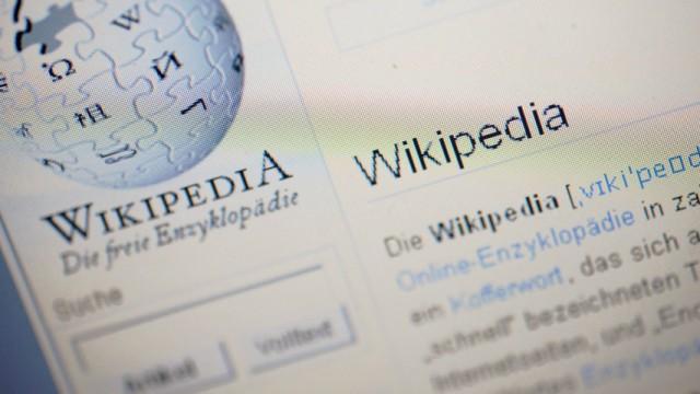 Wikipedia Debatte