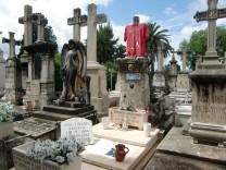 Mallorca einmal anders: Ein Besuch auf Palmas Zentralfriedhof
