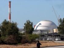 Iranische Atomanlage Buschehr