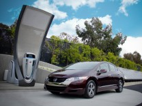 Alternative Antriebe Brennstoffzelle