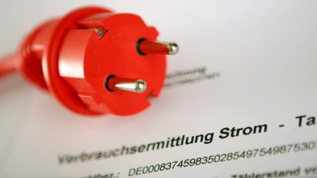 Illustration steigende Stromkosten