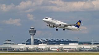 Flughafen Flugzeug München