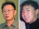 Der kranke Machthaber bereitet die Stabübergabe vor: Kim Jong Il (li.) und sein jüngster Sohn Kim Jo