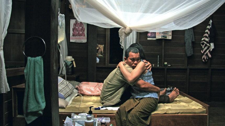 Film 'Uncle Boonmee erinnert sich an seine frueheren Leben'