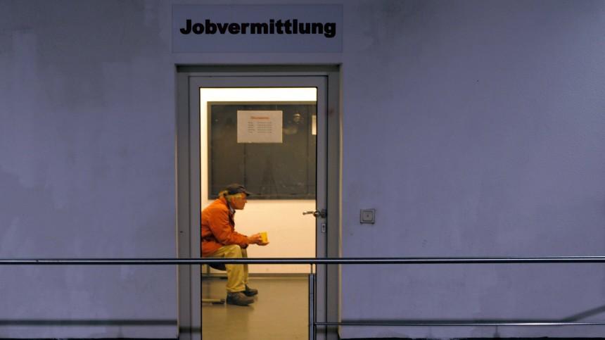 arbeitslos und einsam