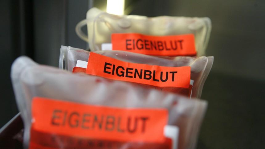 Sportler sollen Kunden von Wiener Blutbank sein