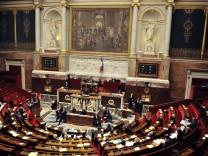 Frankreich, Ausländer, Einwanderung, Nationalversammlung, AFP