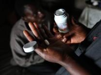 Immer mehr Aids-Patienten weltweit erhalten Hilfe