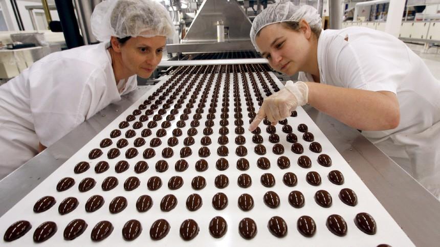 Halloren Schokoladenfabrik erzielt Gewinn