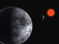 Astronomen entdecken erdaehnlichen Exoplaneten