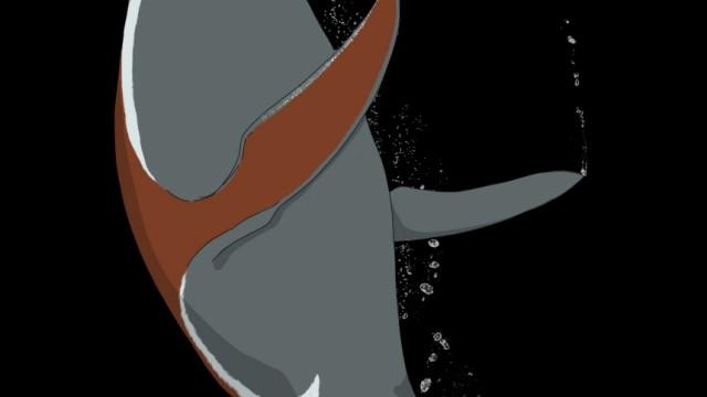 Riesenpinguin der Urzeit