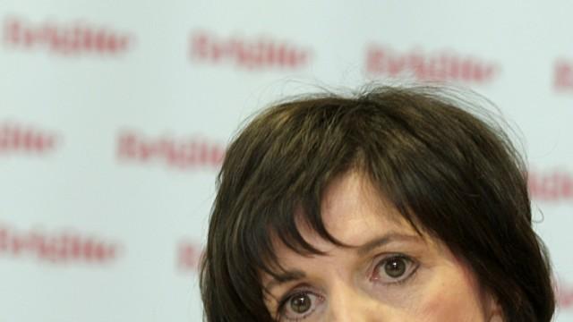 Brigitte-Studie 'Frauen auf dem Sprung'