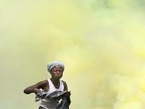 Unruhen vor Wahlen im Kongo