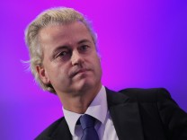 Geert Wilders Speaks In Berlin