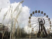 20. Jahrestag der Atomkatastrophe von Tschernobyl