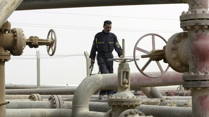 Jahresrückblick - Öl-Pipeline im Irak