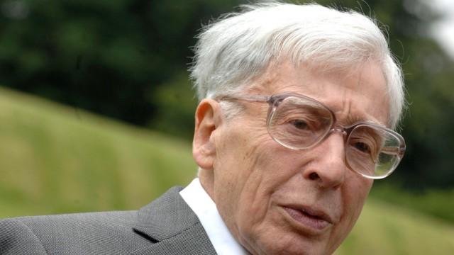 Medizin-Nobelpreis  für Robert Edwards