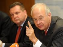 Stuttgart 21 - PK Verfassungsrechtler Paul Kirchhof