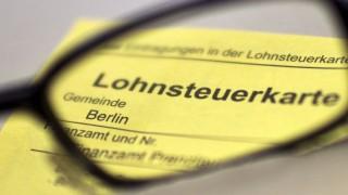 Lohnsteuerkarte 2010 ist die letzte auf Papier