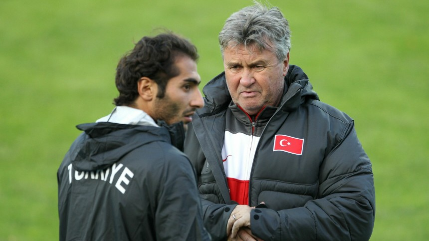 Turkey - Training Session