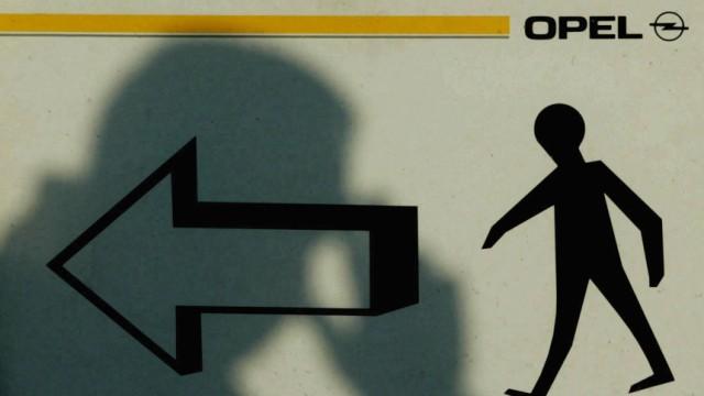 Keine betriebsbedingten Kuendigungen im Opelwerk Bochum