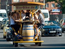 Bier-Bike